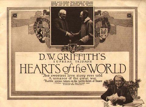 It takes more than imagination to produce ' the sweetest love story ever told' which is precisely what D W Griffith's propaganda film claimed to be.