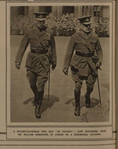 Kitchener and Sir William Robertson