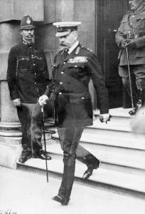 Lord Kitchener at War Office