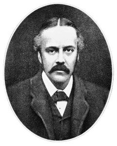 Arthur Balfour supposed author of the Declaration which bears his name.