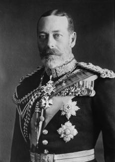 King George V was not originally predisposed towards Lloyd George.