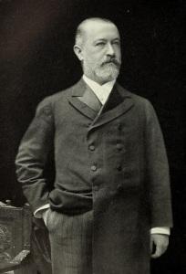 Jacob Schiff Head of Kuhn Loeb and Co.