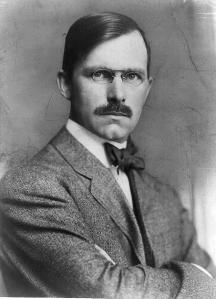 Ray Standard Baker was also Wilson's press secretary at Versailles