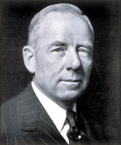 Thomas W Lamont, close associate and friend of JP Morgan