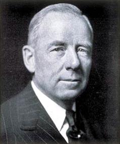 Thomas W Lamont, close associate and friend of JP Morgan