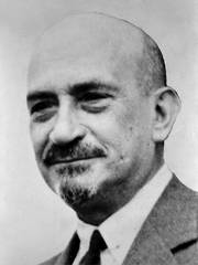 The very influential Chaim Weizmann