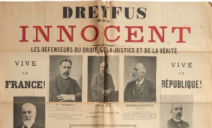 The outrageous treatment of Captain Dreyfus disillusioned many French Jews who found their anti-semitic establishment impossible to bear.