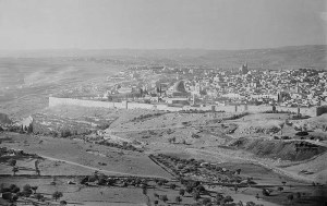 Jerusalem 1914