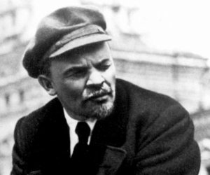 Lenin the Revolutionary.