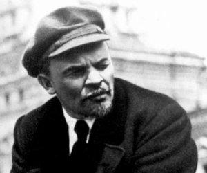 Lenin the Revolutionary.