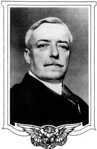 Robert Lansing, Wilson's second Secretary of State.