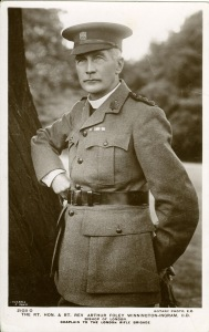 Arthur Winnington-Ingram, the war-mongering Bishop of London, continued his anti-German tirades into the post-war era.