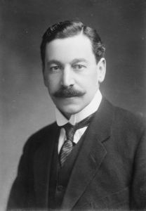 Herbert Samuel became an influential pro-Zionist activist within the British government.