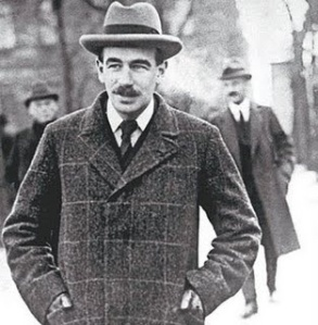 John Maynard Keynes, the economist, attended Versailles as part of the British delegation.