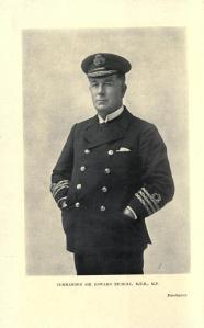 Commander Sir Edward Nicholl M.P.
