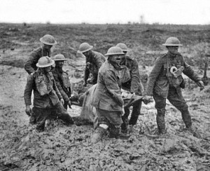 The horrors of the Western Front cannot be fully appreciated save for those who endured them and survived. those who caused the world war had to have all traces removed.